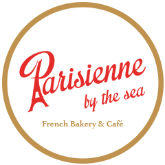 Parisienne by the sea Logo